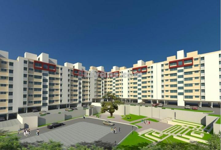 Nirman's Vrindavan Gardens for Sale at Kedar Nagar, Nasik