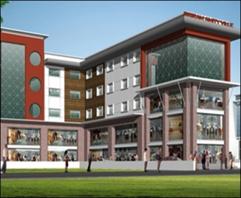 Amity Ville - Commercial for Sale at Tarnaka, Secunderabad