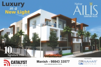Premium Villa's for Sale at Neelankarai, Chennai