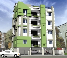 Ballygunge Place for Sale at Andul, Kolkata