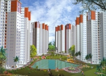 Diamond City South for Sale at Haltu, Kolkata