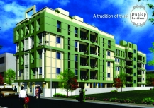 Dunlop Residency for Sale at Birati, Kolkata