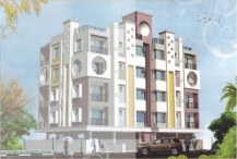 Ganga Apartment for Sale at Haltu, Kolkata