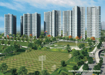 Garden Isles for Sale at Parklands, Delhi NCR