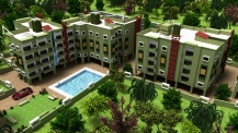 Rajwada Estate Phase Ii for Sale at Airport, Kolkata