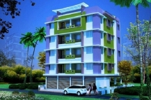 Susmita Apartment for Sale at Chandannagar, Hooghly