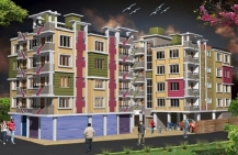 Laxmi Apartment for Sale at Dakshineswar, Kolkata