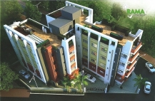 Parvati Apartment for Sale at Newtown, Kolkata