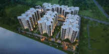 Unimark Riviera for Sale at Newtown, Kolkata