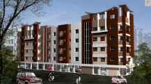 Sai Enclave for Sale at Santragachi Station, Howrah