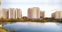 Brigade Lakefront for Sale at Kogilu Cross, Bangalore