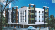 Udayan Apartment for Sale at Sodepur, Kolkata