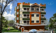 Utkarsh Apartment for Sale at Andul, Kolkata