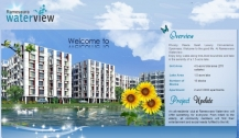 Rameswara Waterview for Sale at Rajarhat, Kolkata