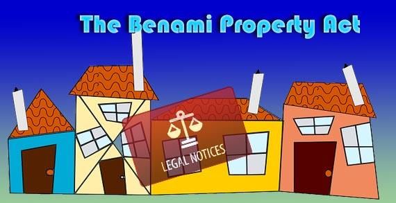 Notices Issued contingent Upon Rs. 200-Crore Benami Property