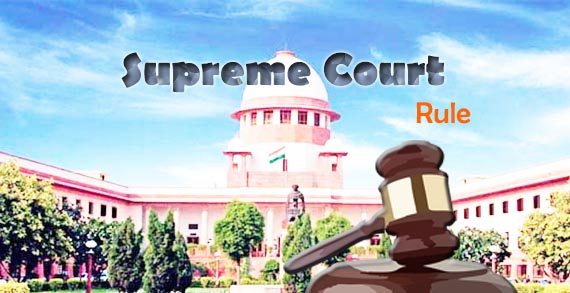 Supreme Court: Claim Within 12 years, Else Lose Property To Squatter