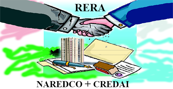 We Are Not Against RERA- NAREDCO and CREDAI