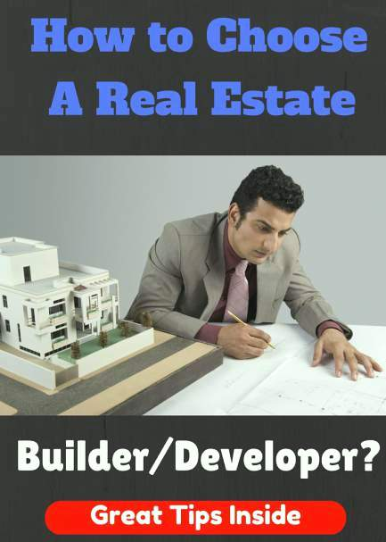 How To Select The Right Real Estate Developer?