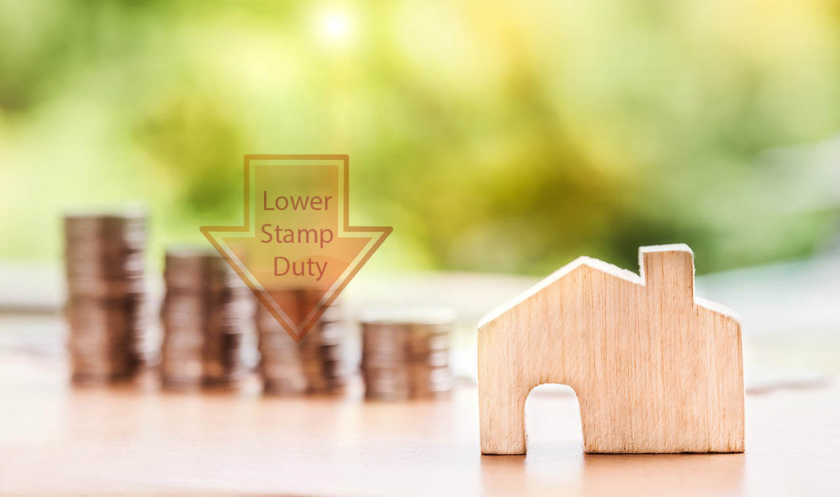 10% Lower Stamp Duty On Residential Property Registration