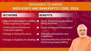 Insolvency and Bankruptcy Code (Amendment) Ordinance gets Prez nod, home buyers get creditor status